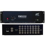 GPS Source RMS232 - 2x32 Rack Mount Splitter