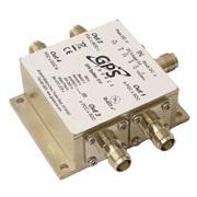 GPS Source S14 - 1x4 Standard GPS Splitter
