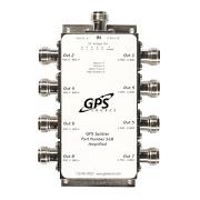 GPS Source S18 - 1x8 Standard GPS Splitter