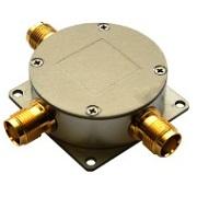 Tallysman TW151 DC Blocked L-Band/GNSS 1 to 2 Signal Splitter