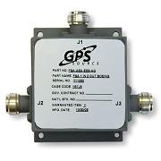 GPS Source MS12 - 1x2 MIL SPEC GPS Splitter