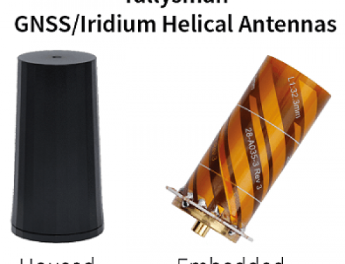 New Tallysman Lightweight Helical GNSS Antennas Products Announced