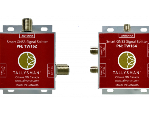 New GNSS Signal Splitters Available