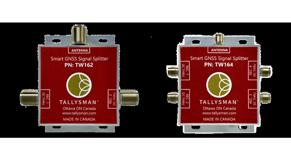 New GNSS Signal Splitters